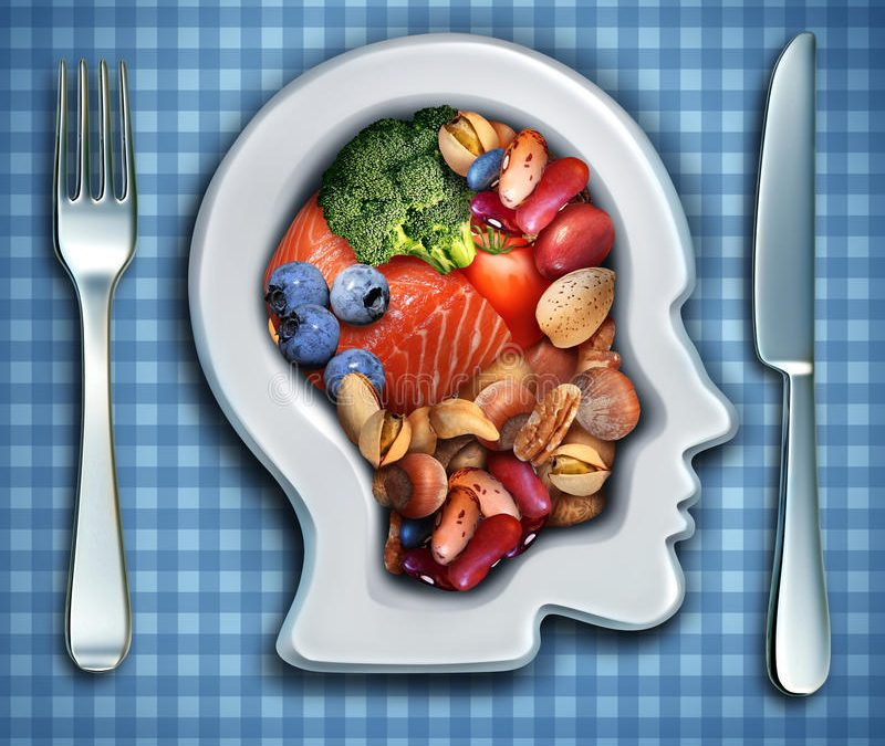 Nutritional Healing for Optimal Brain Health